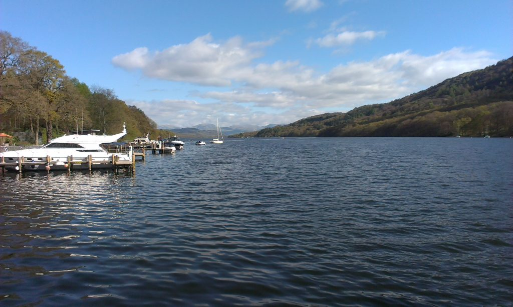 Lakeside and Lake Windermere