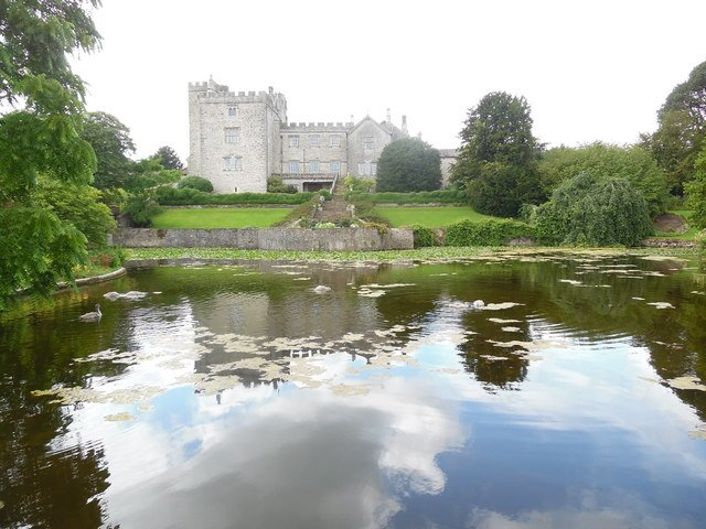 Castle and History in the Lake District