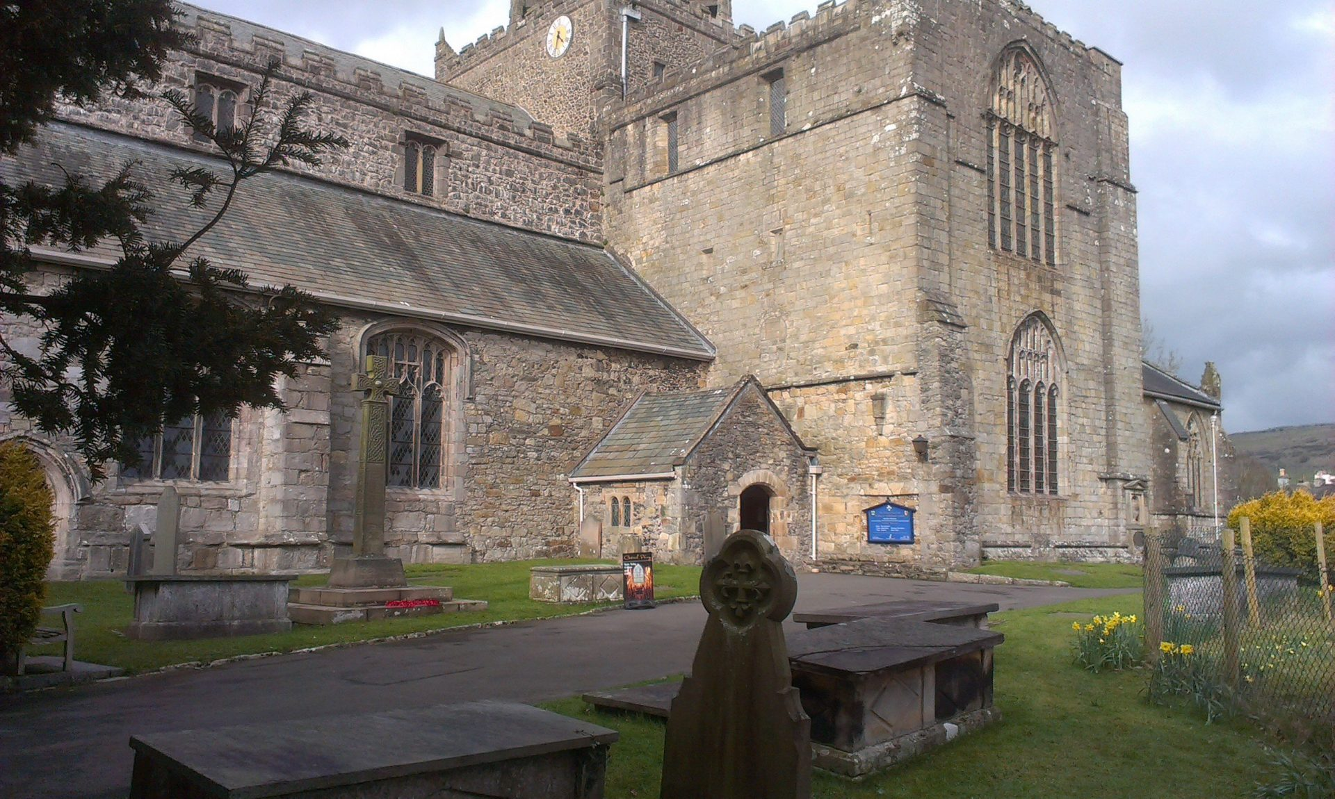Peace and Contemplation in Cartmel Medieval Priory