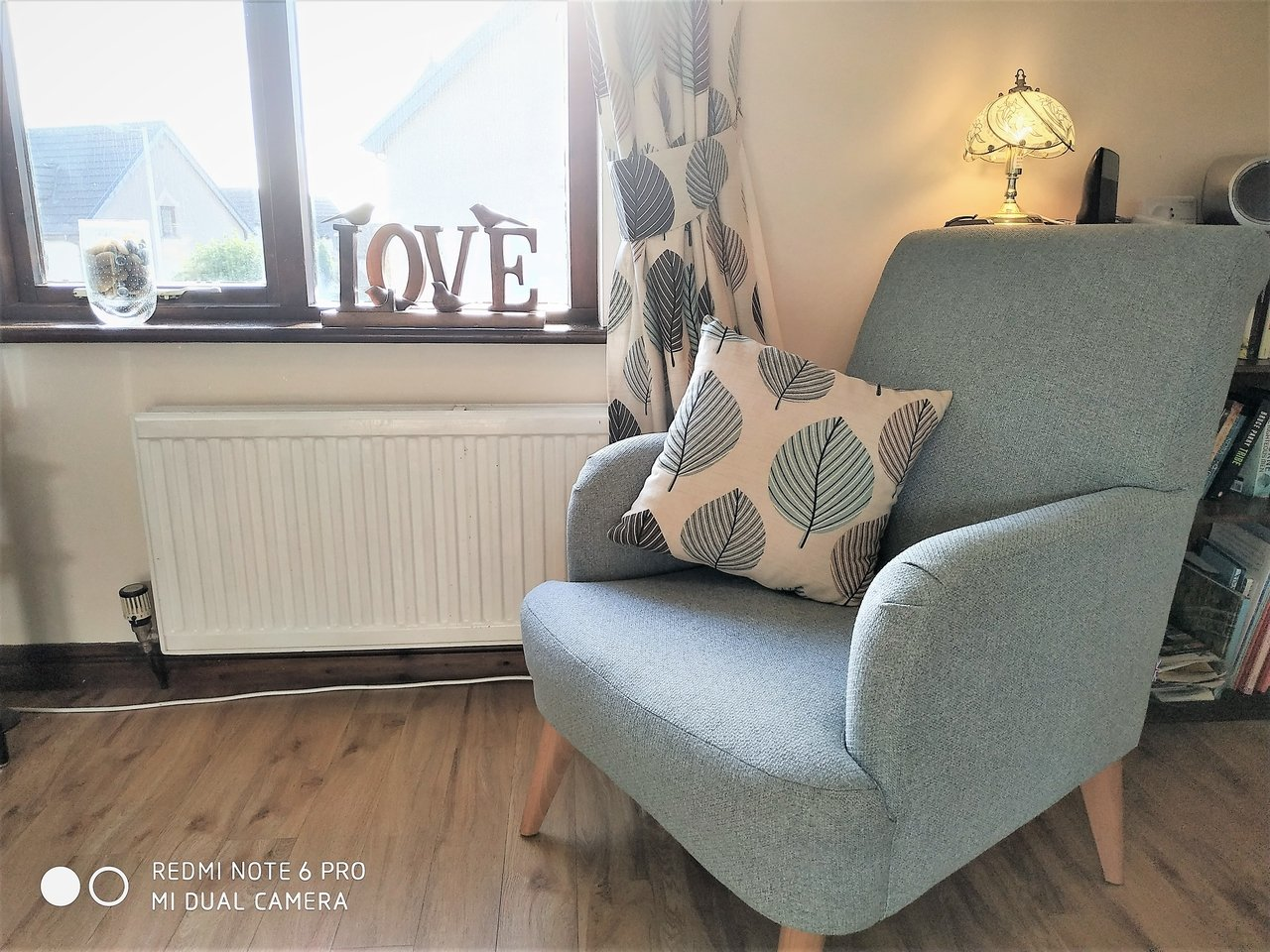 Fell View comfy chair