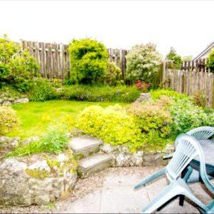Fell View garden 2018