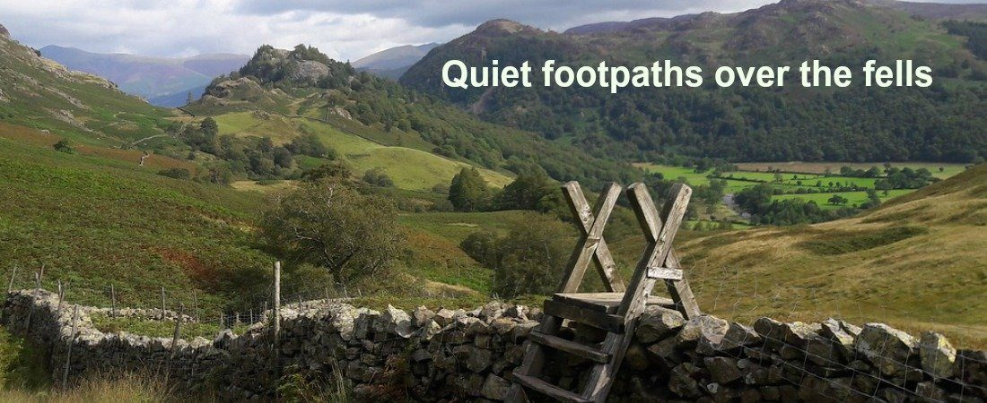 Lakes get aways footpaths