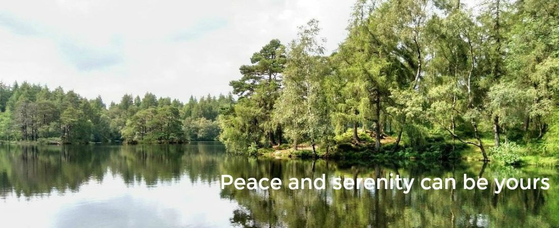 Peace and serenity at High Dam